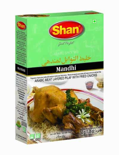 Mandhi Mix
