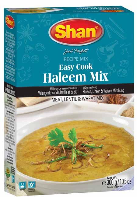 Instant Food Easy Haleem