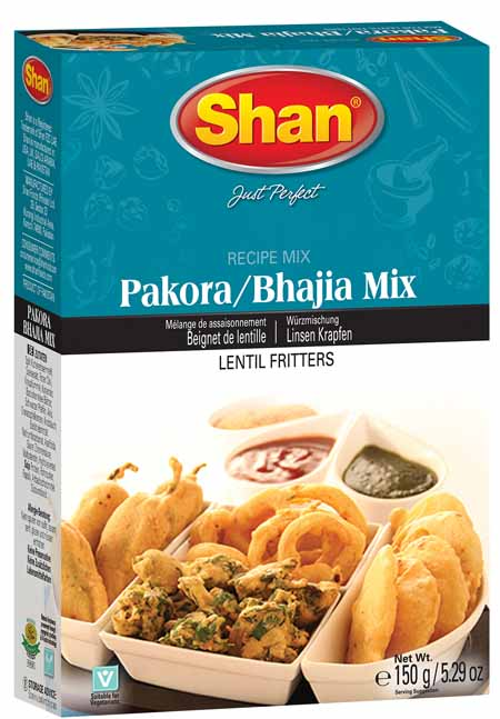 Instant Food Pakora
