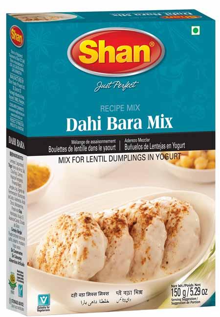 Instant FoodDahi Bara Mix
