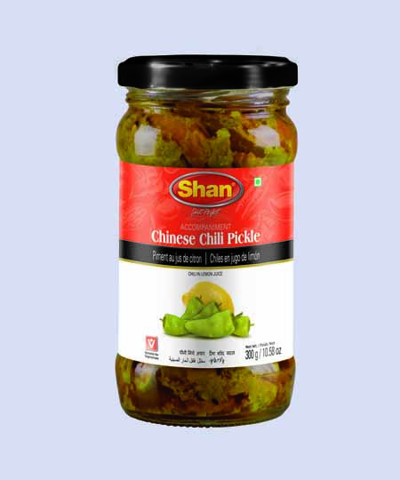 Chinese Pickles
