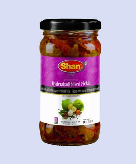 Hyderabadi Pickle