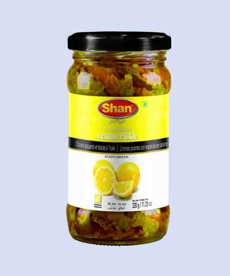 Lemon Pickle