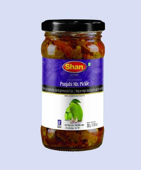 Punjabi Pickles