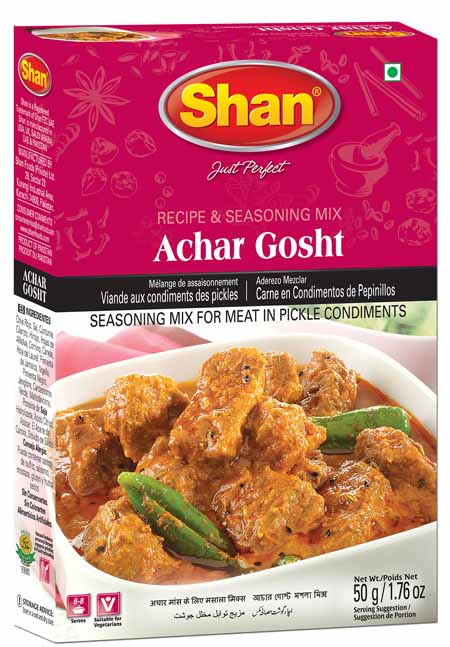 Curry Achar Gosht Masala