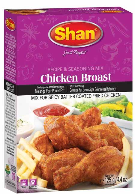Fried Chicken Broast