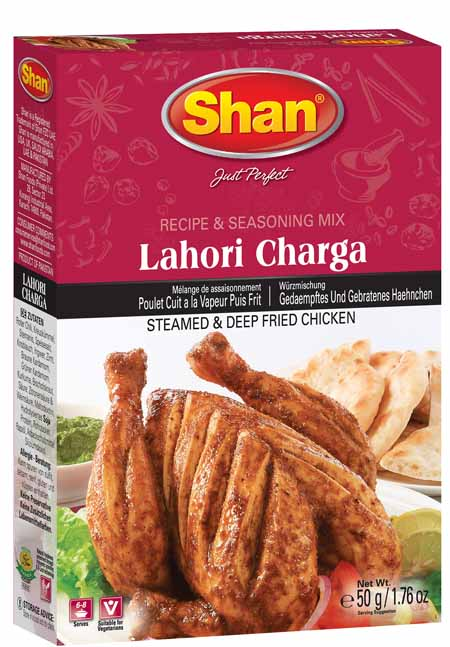 Fried Lahori Charga