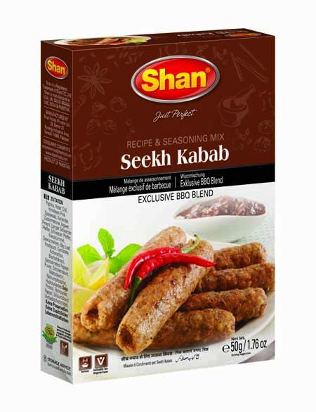 BBQ Seekh Kabab