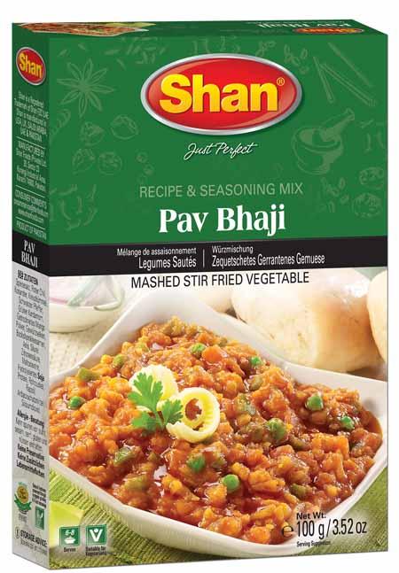Vegetarian Pav Bhaji
