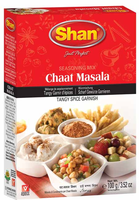 Seasoning Chaat Masala