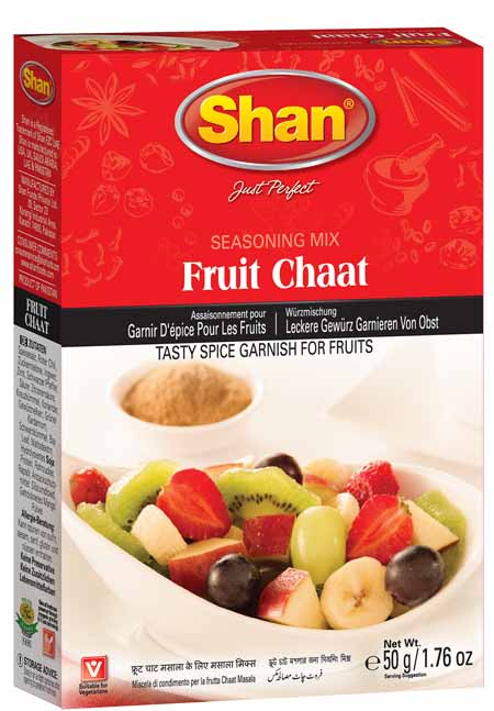 Seasoning Fruit Chaat