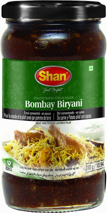 Bombay Biryani Cooking Paste