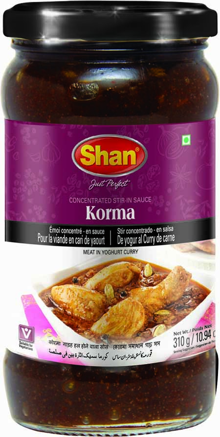 Korma Cooking Paste