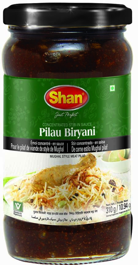 Pilau Biryani Cooking Paste