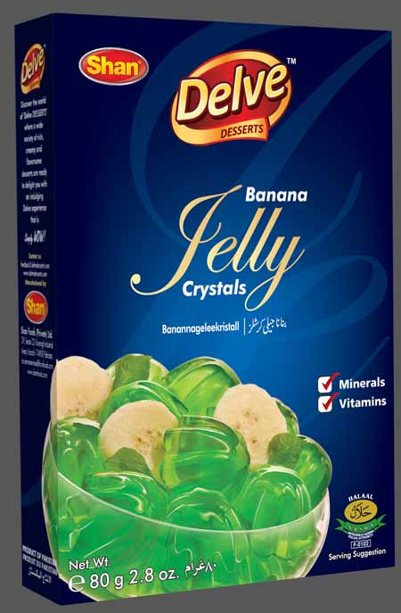 Jelly Banana
