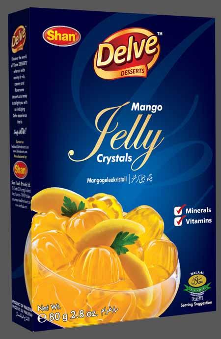 Jelly Mango