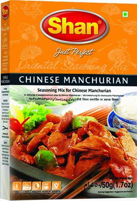 Chinese Manchurian